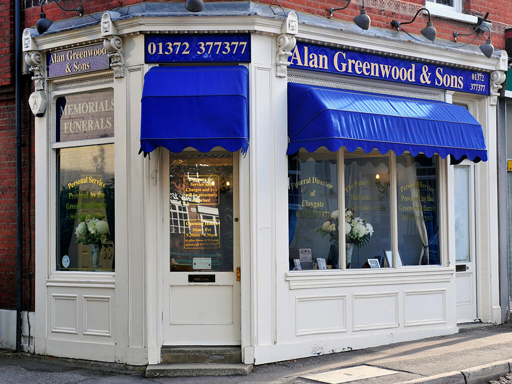 Funeral Directors in Claygate