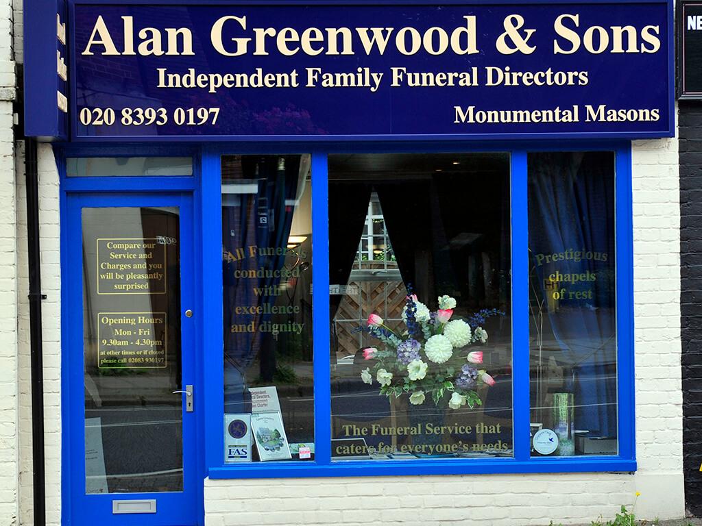 Funeral Directors in Ewell Village