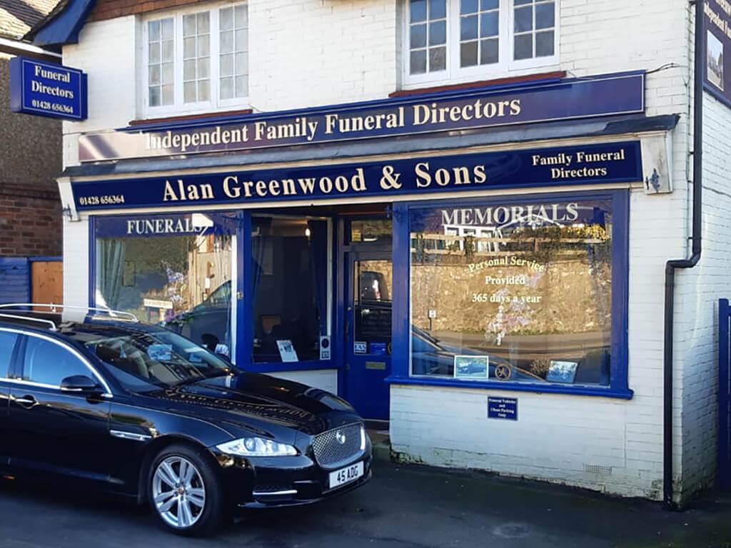 Funeral Directors in Haslemere