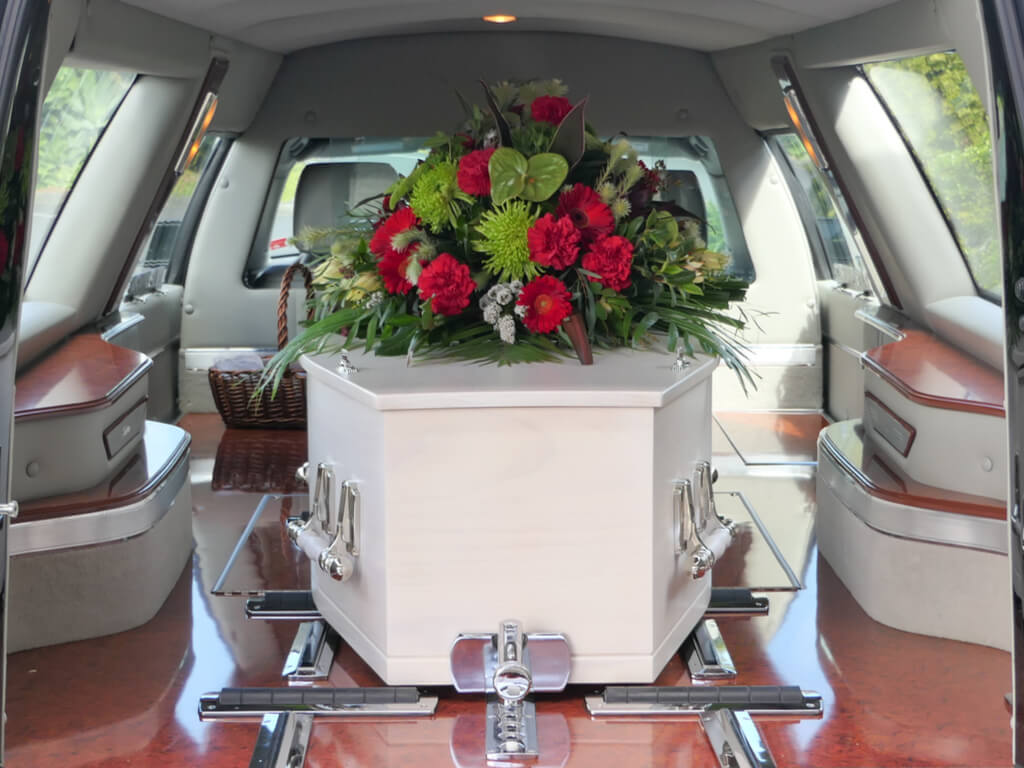 How to be a Pallbearer