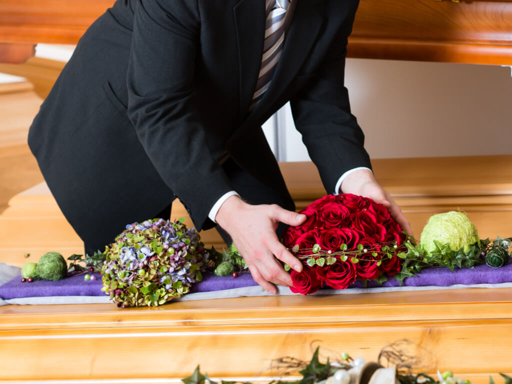 Floral Tributes for Funerals