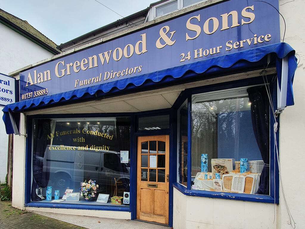 Funeral Directors in Tadworth