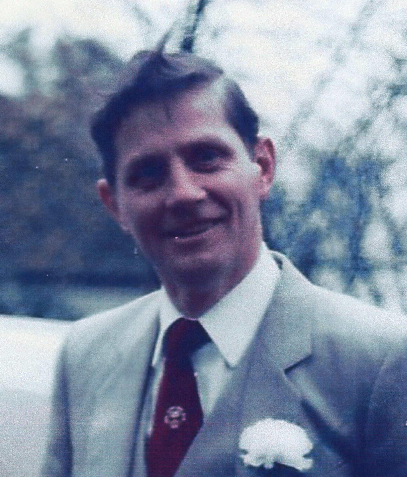 Geoffrey Leonard Corbey