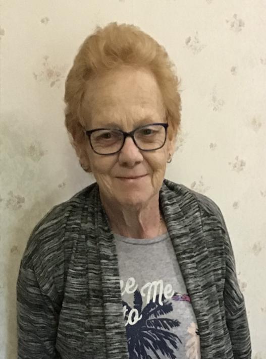 Sheila Valerie Reynolds